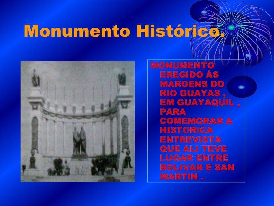 Monumento Histórico.
