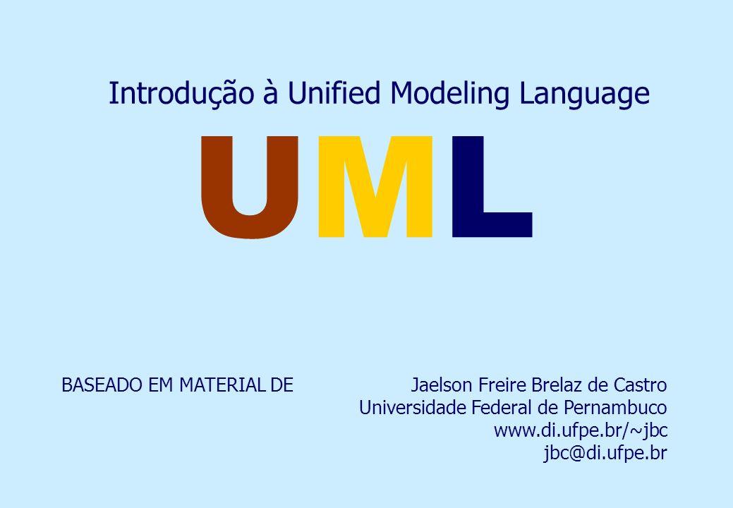 Introdução à Unified Modeling Language