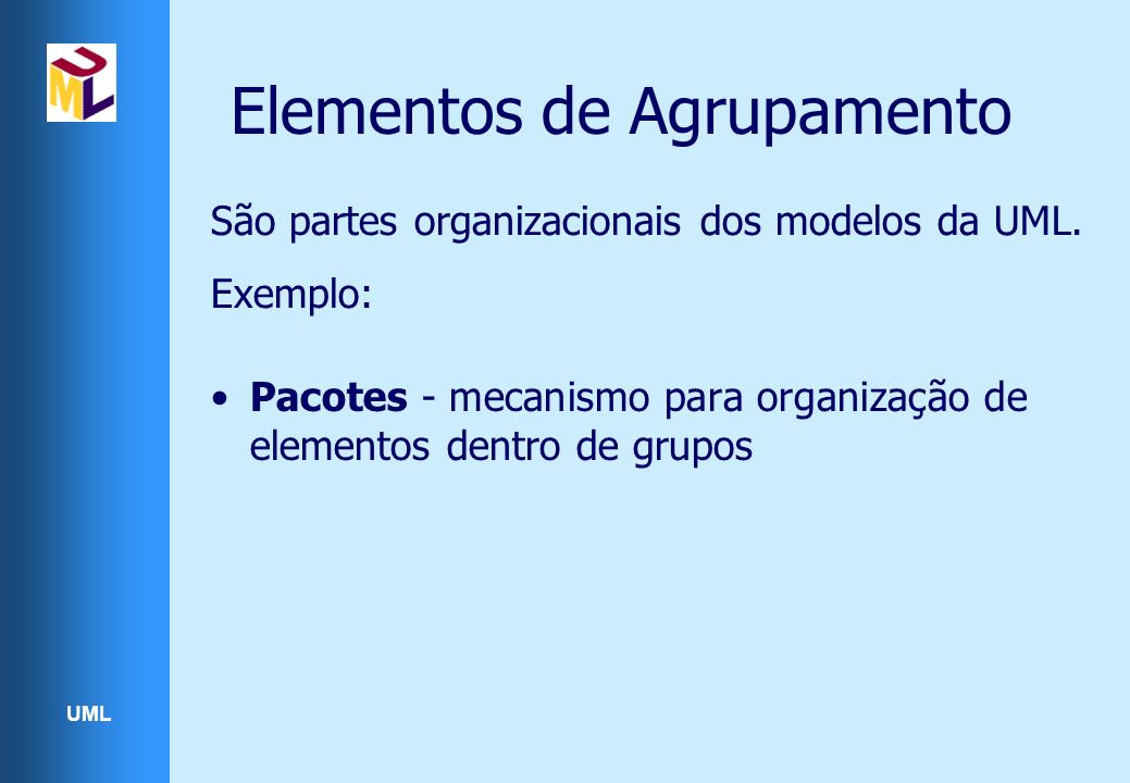 Elementos de Agrupamento