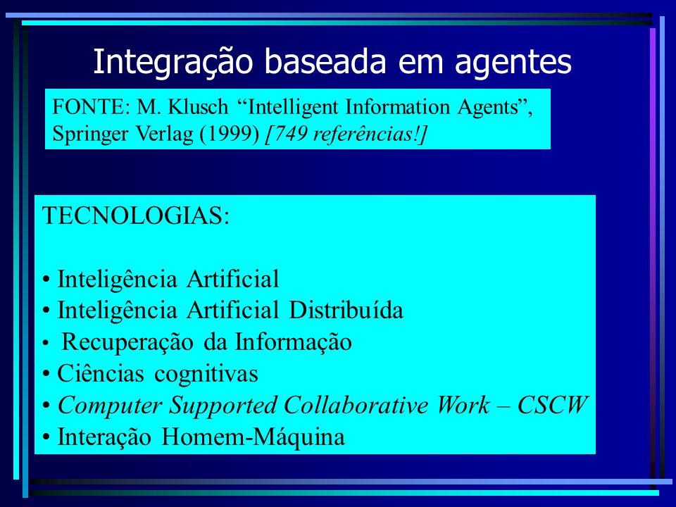 Integração baseada em agentes