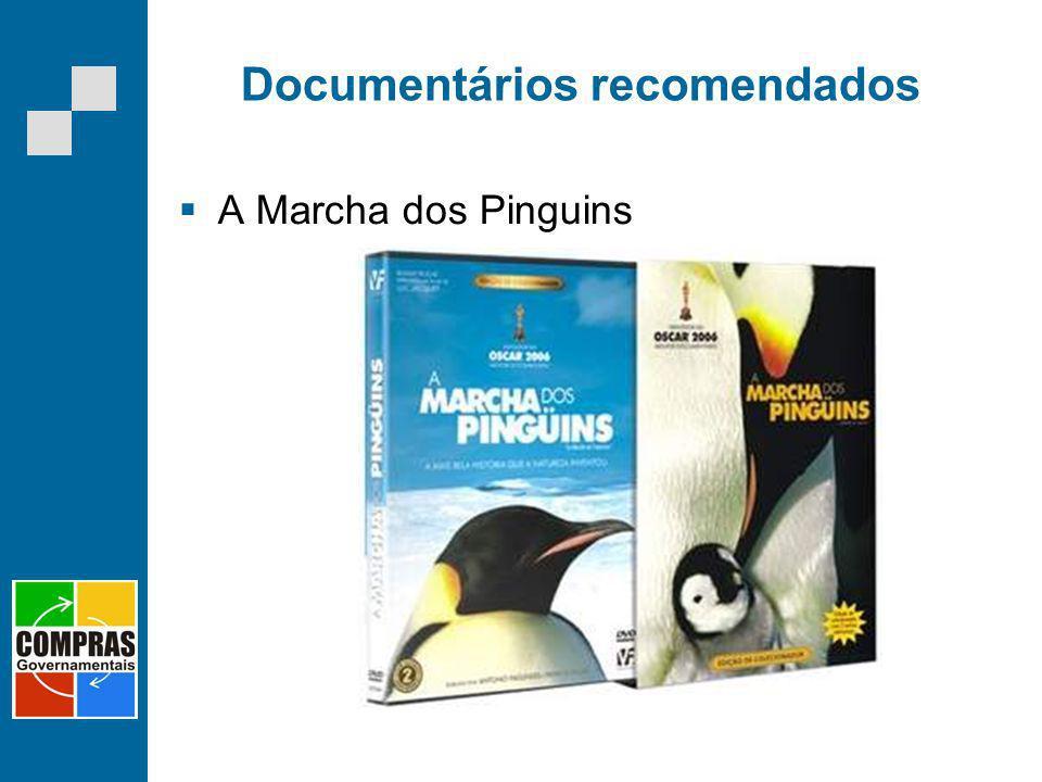 Documentários recomendados