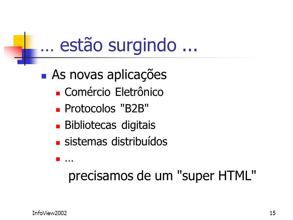 precisamos de um super HTML