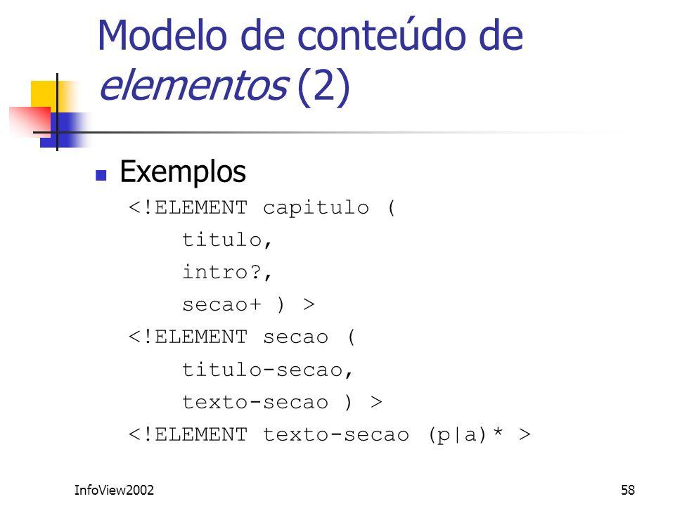 Modelo de conteúdo de elementos (2)