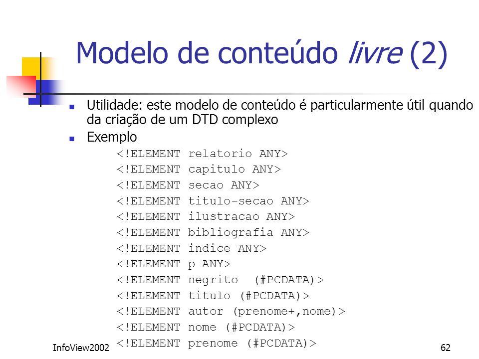 Modelo de conteúdo livre (2)