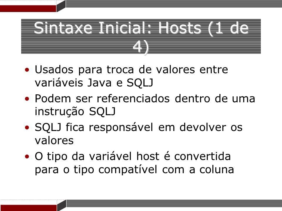 Sintaxe Inicial: Hosts (1 de 4)