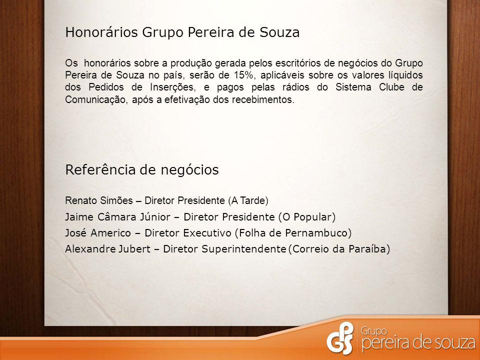 Honorários Grupo Pereira de Souza