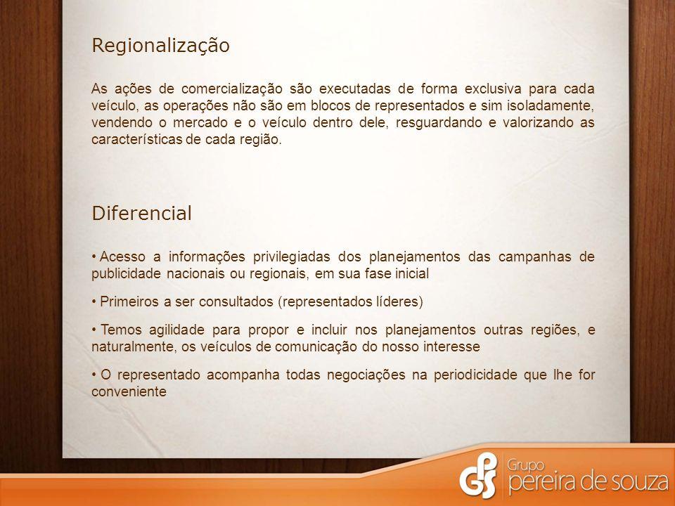 Regionalização Diferencial