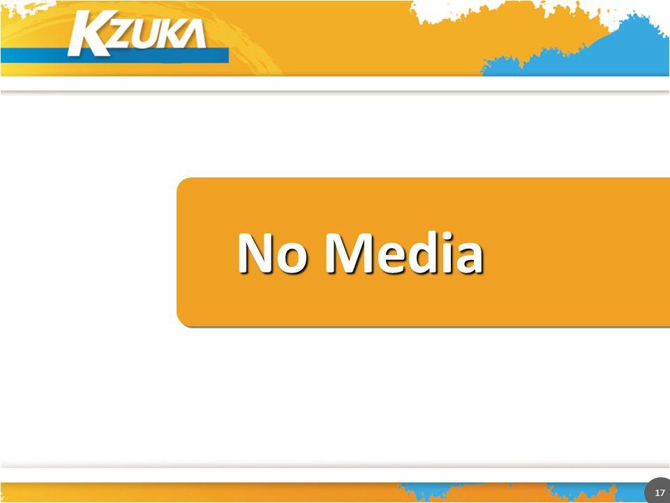 No Media