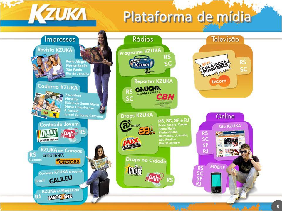 Plataforma de mídia