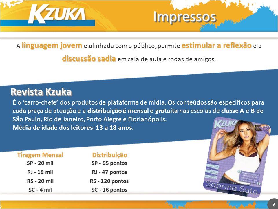 Impressos Revista Kzuka