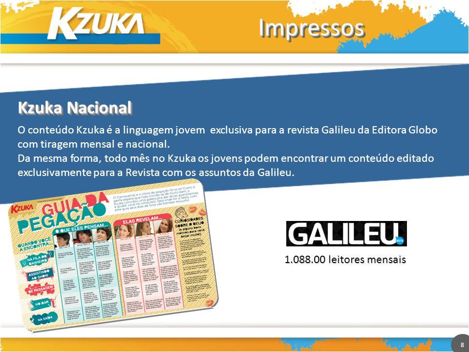 Impressos Kzuka Nacional