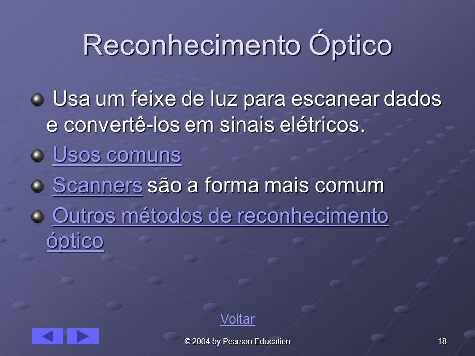Reconhecimento Óptico