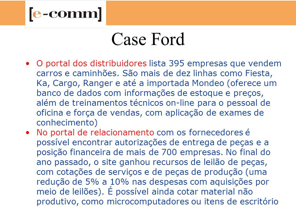 Case Ford