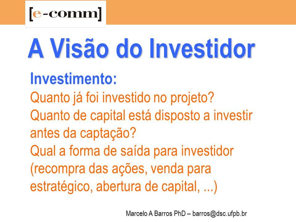 Marcelo A Barros PhD – barros@dsc.ufpb.br