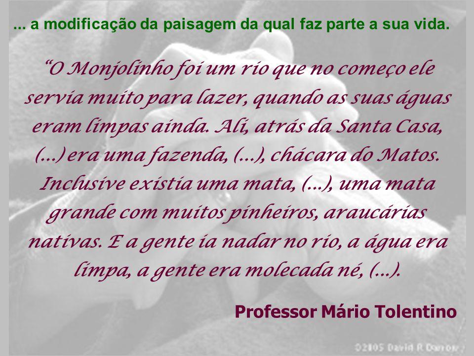 Professor Mário Tolentino