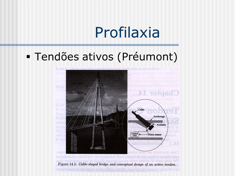 Profilaxia Tendões ativos (Préumont)