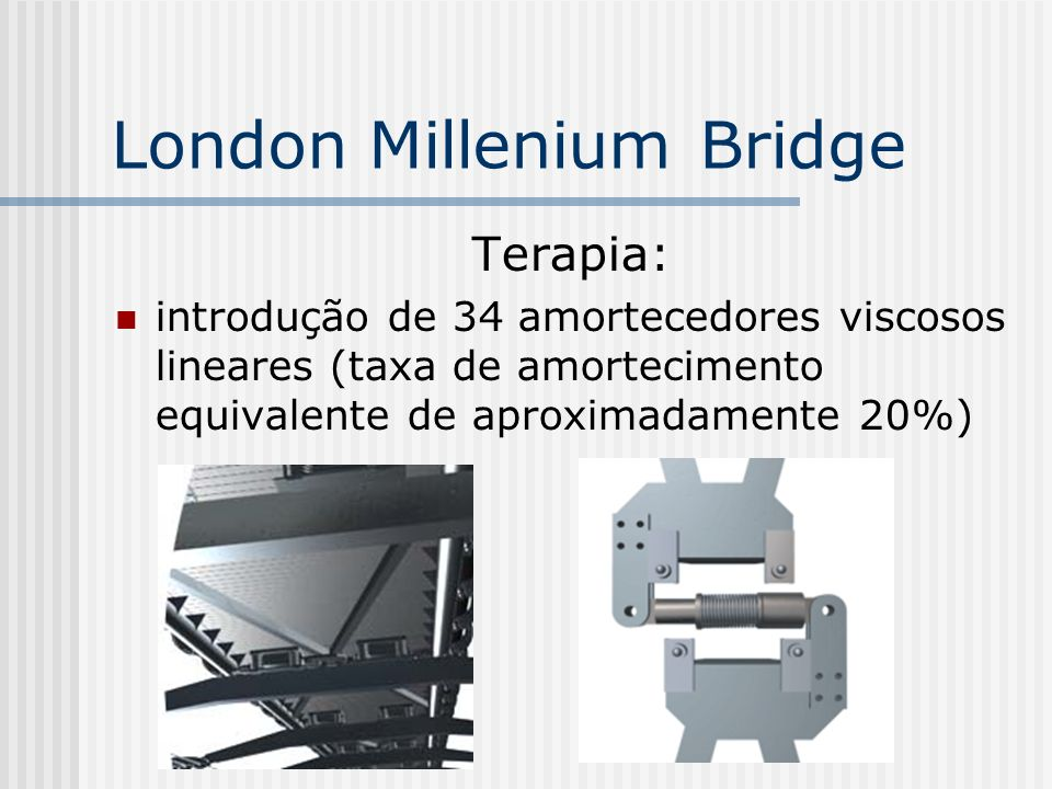 London Millenium Bridge