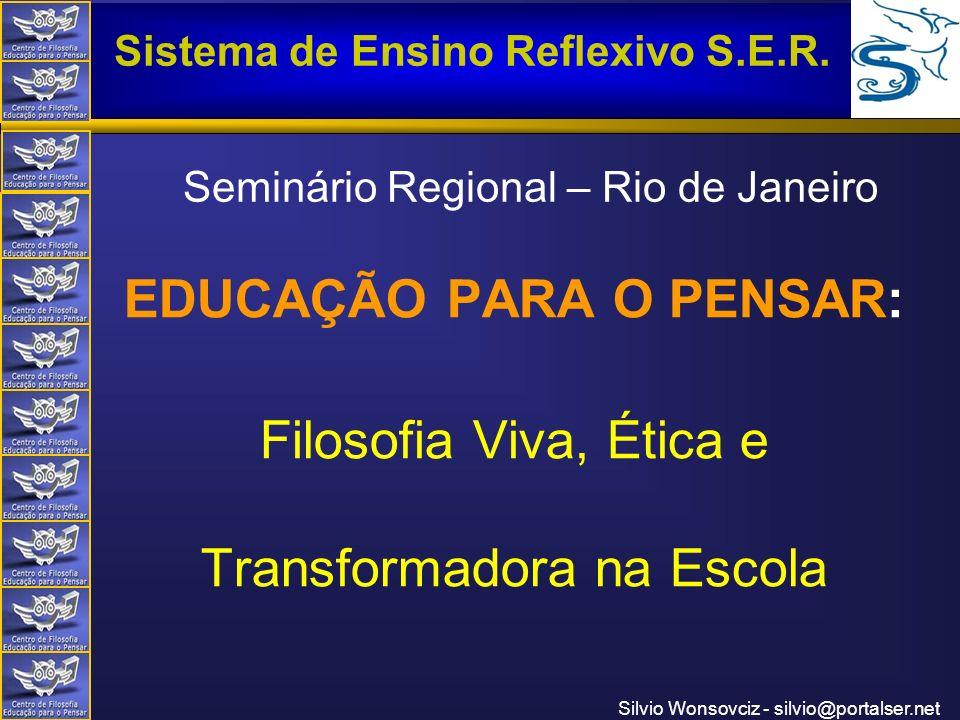 Seminário Regional – Rio de Janeiro