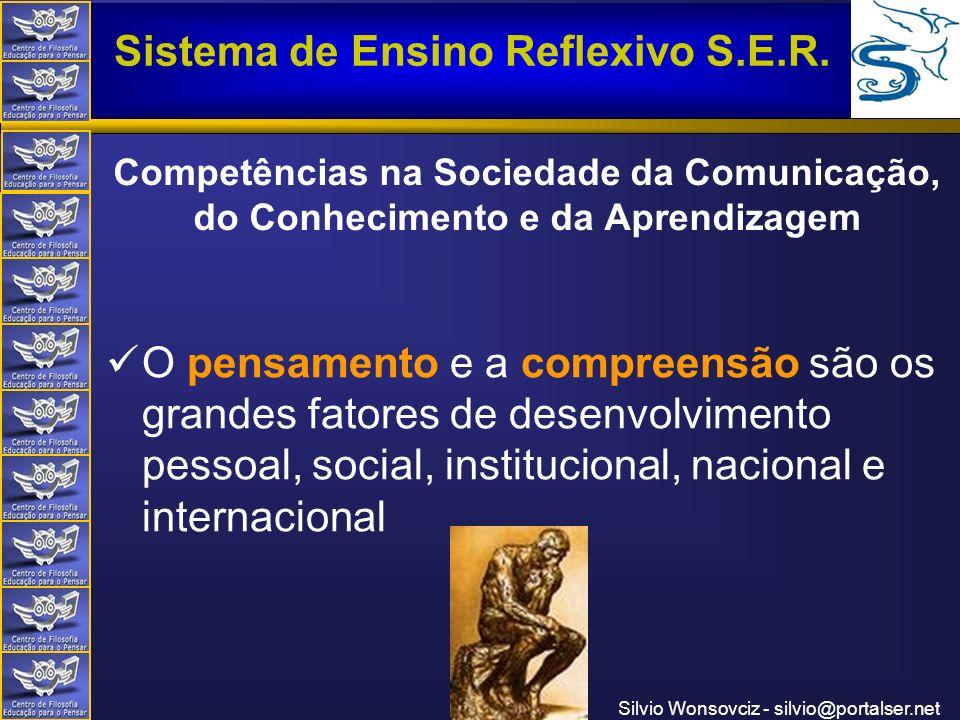 Competências na Sociedade da Comunicação, do Conhecimento e da Aprendizagem