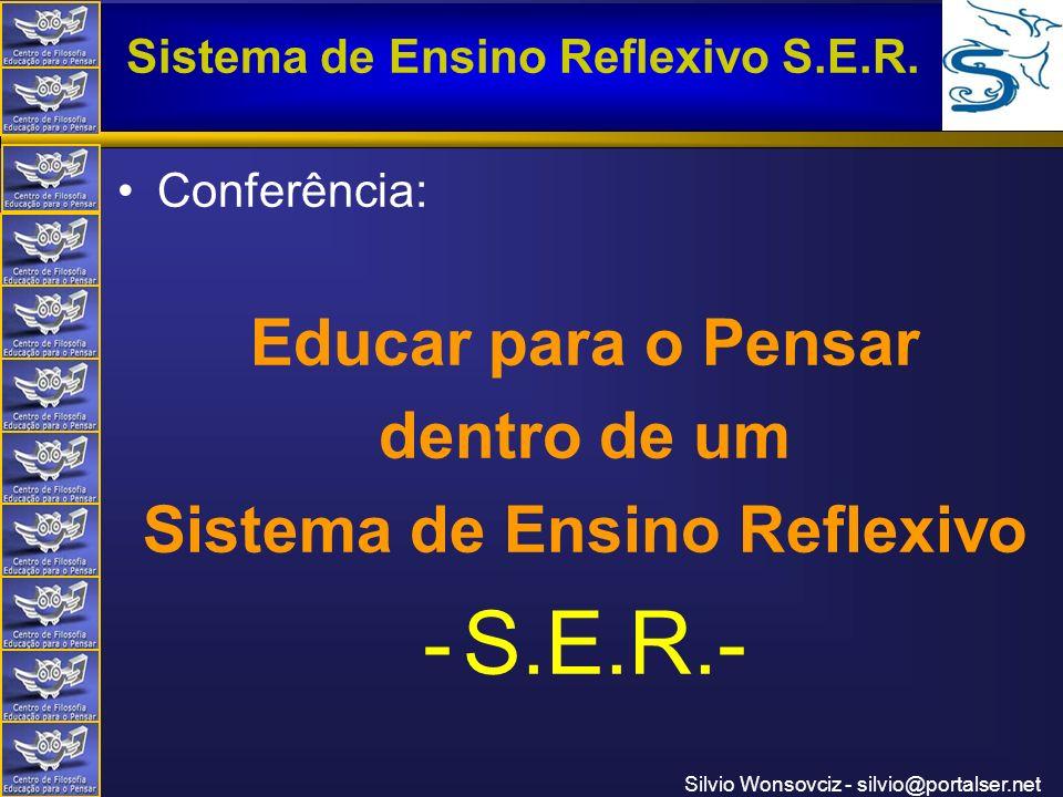 Sistema de Ensino Reflexivo