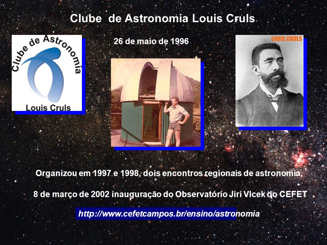 Clube de Astronomia Louis Cruls