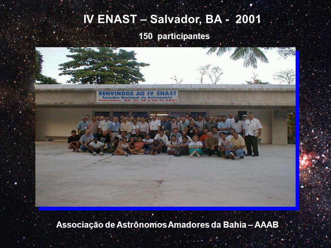 Associação de Astrônomos Amadores da Bahia – AAAB