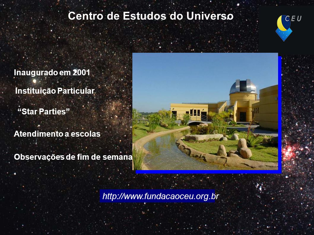 Centro de Estudos do Universo