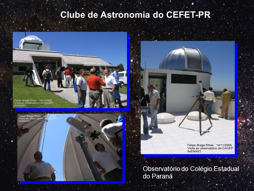 Clube de Astronomia do CEFET-PR