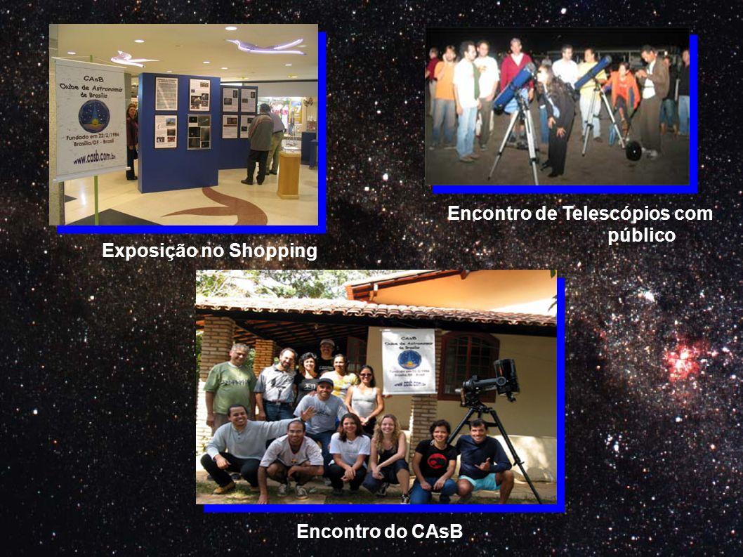 Encontro de Telescópios com