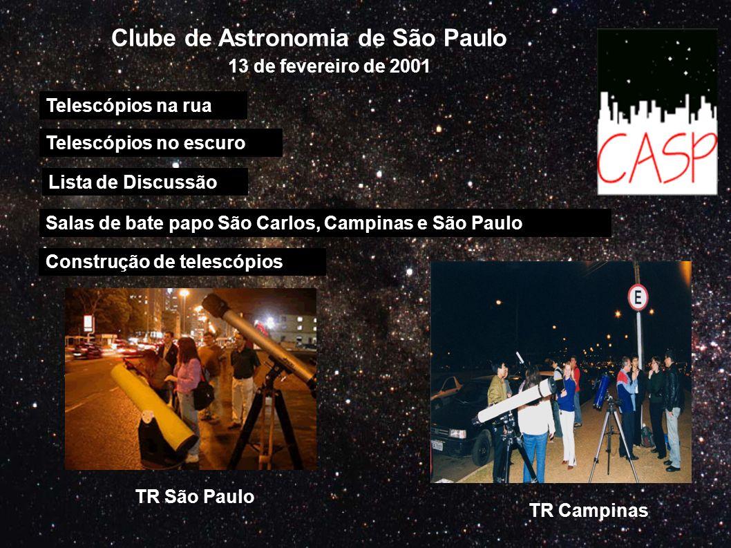Clube de Astronomia de São Paulo