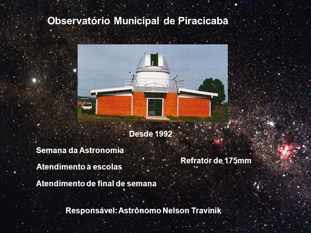 Observatório Municipal de Piracicaba