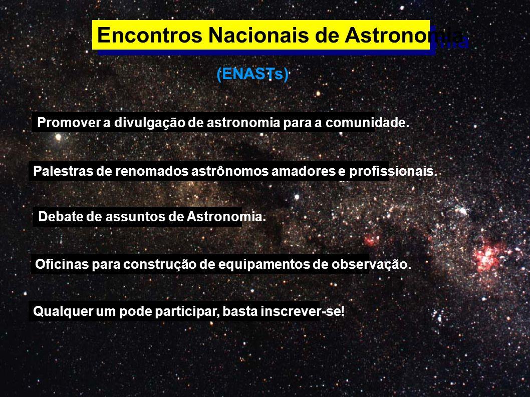 Encontros Nacionais de Astronomia