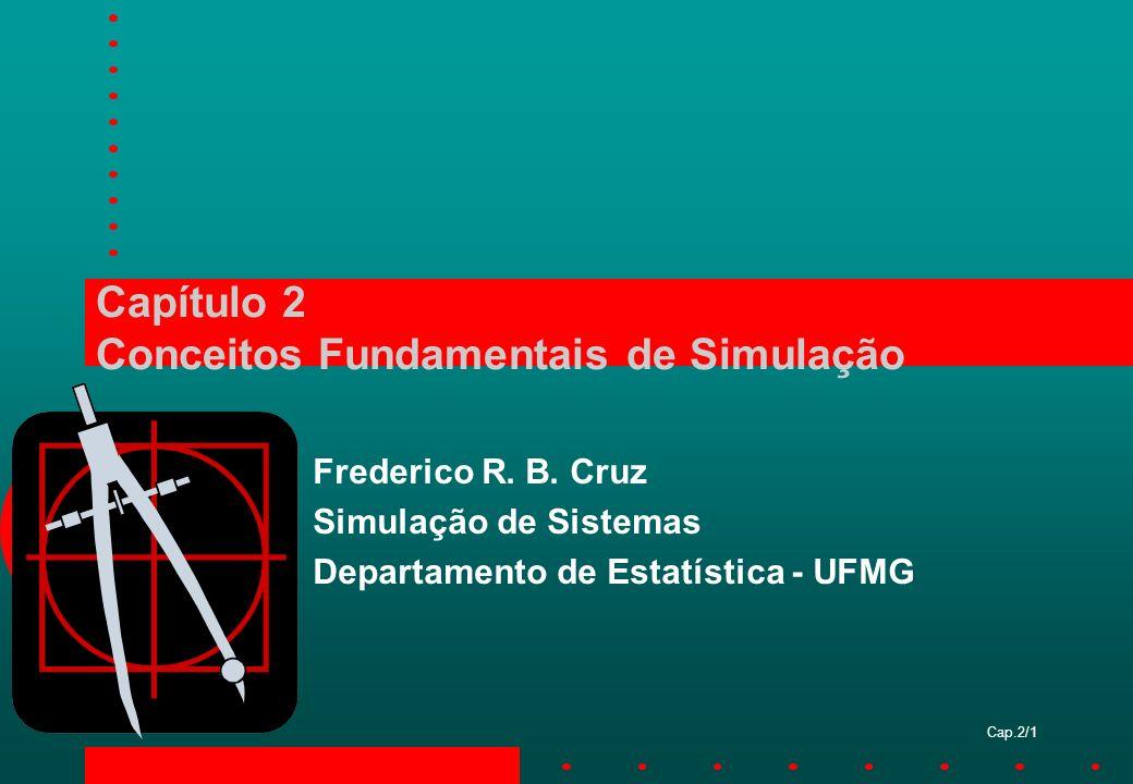Capítulo 2 Conceitos Fundamentais de Simulação