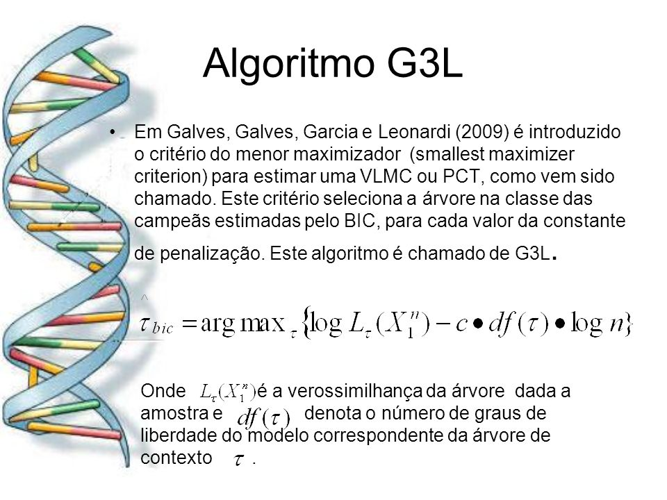 Algoritmo G3L