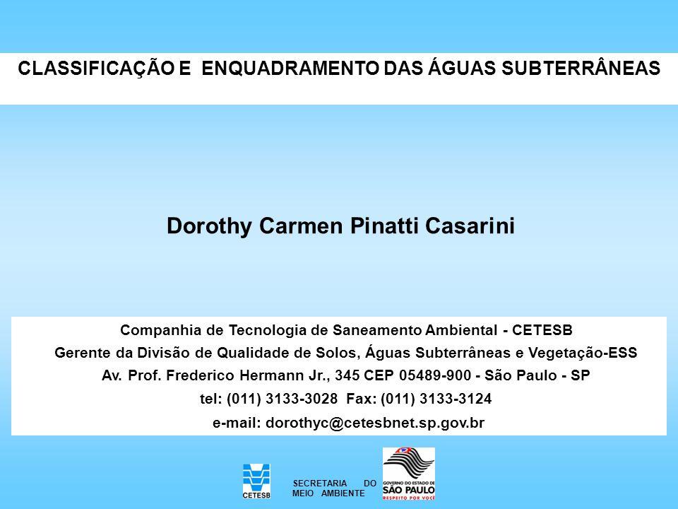 Dorothy Carmen Pinatti Casarini