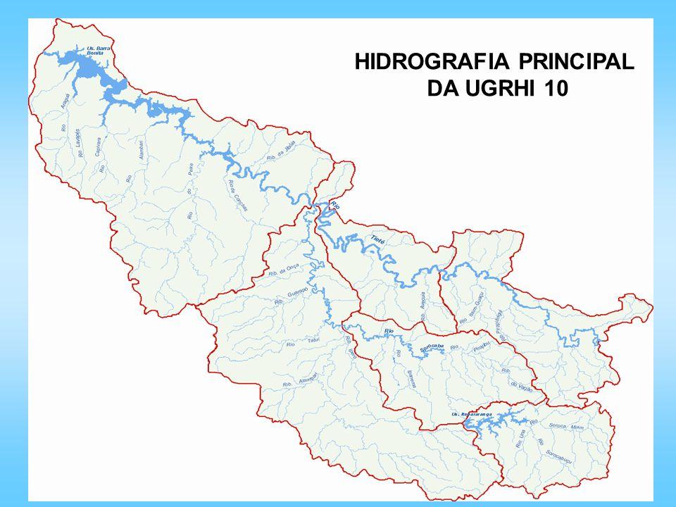 HIDROGRAFIA PRINCIPAL