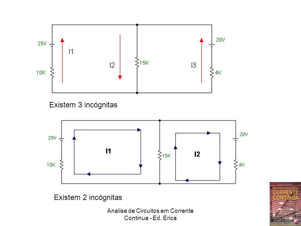 Analise de Circuitos em Corrente Continua - Ed. Erica