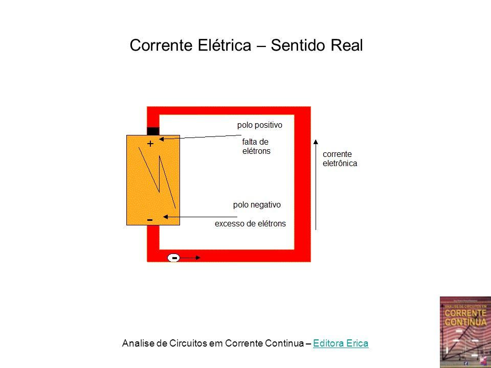 Analise de Circuitos em Corrente Continua – Editora Erica