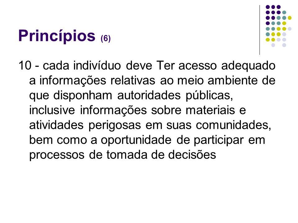 Princípios (6)