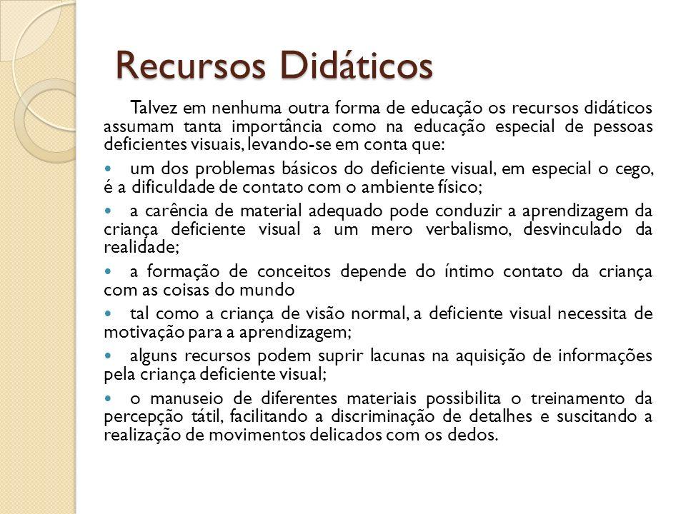 Recursos Didáticos