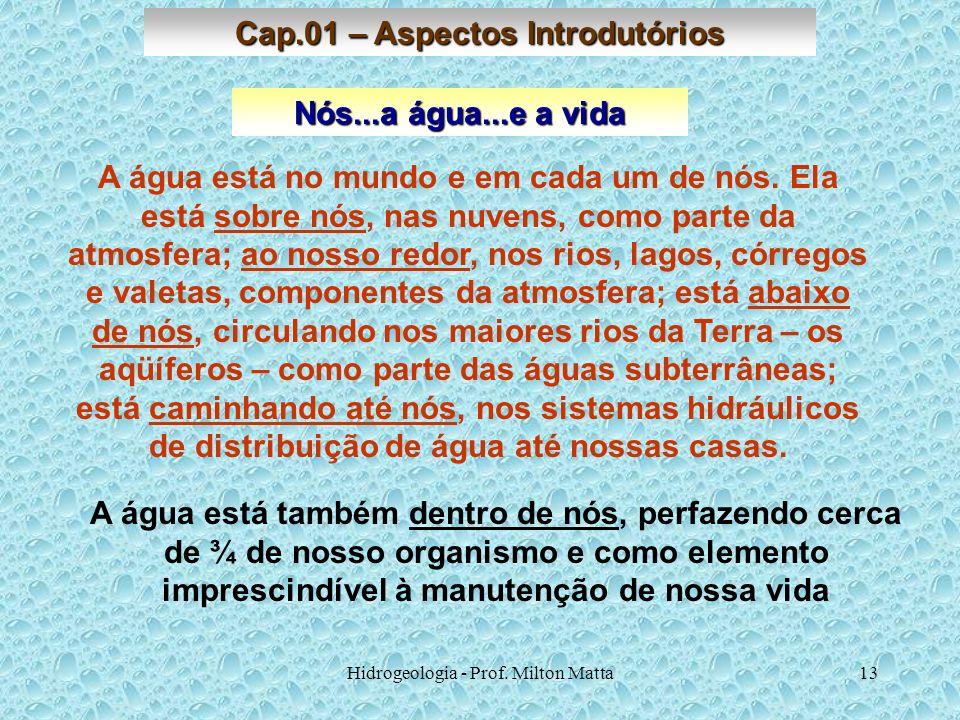 Cap.01 – Aspectos Introdutórios