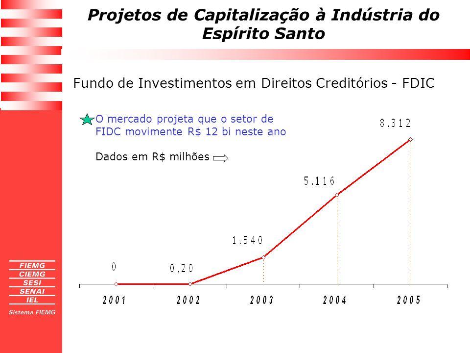 Fundo de Investimentos em Direitos Creditórios - FDIC