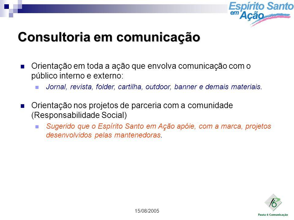Consultoria em comunicação