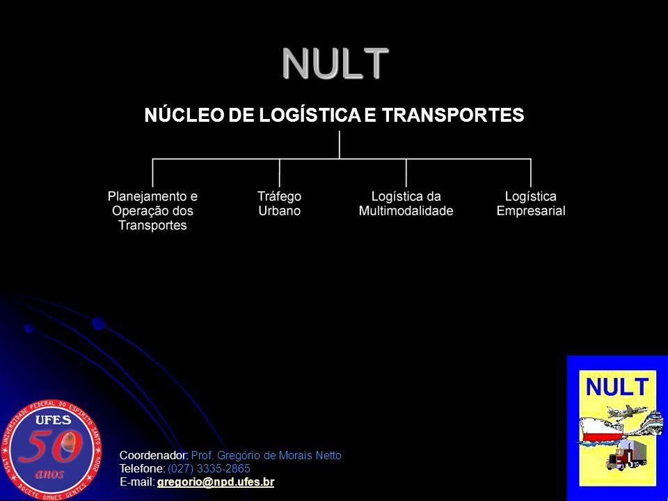 NÚCLEO DE LOGÍSTICA E TRANSPORTES