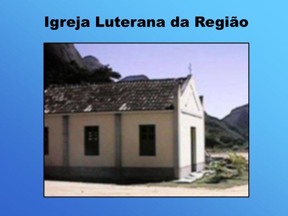 Igreja Luterana da Região