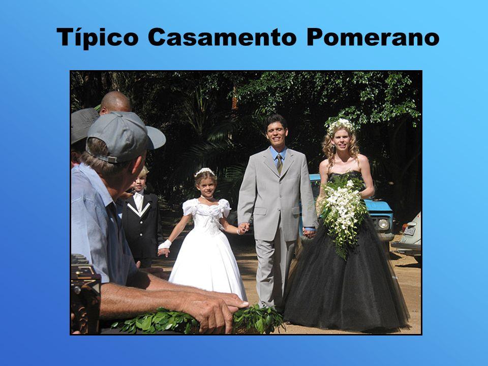 Típico Casamento Pomerano
