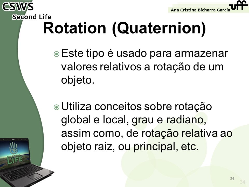 Rotation (Quaternion)