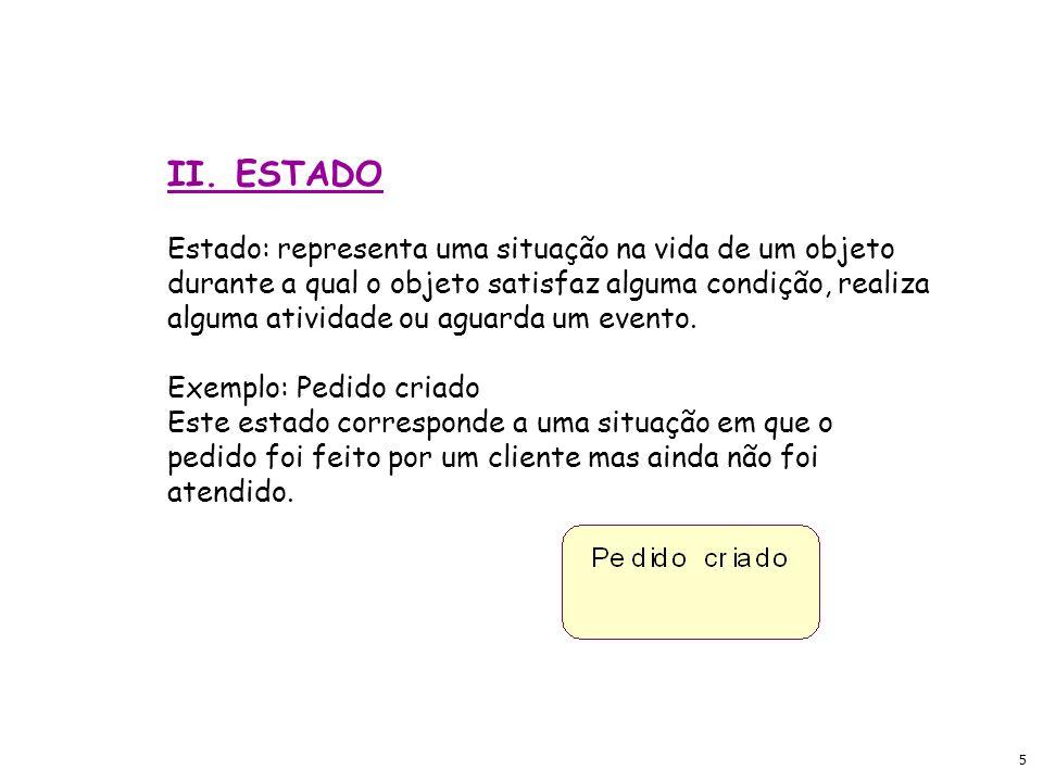 II. ESTADO