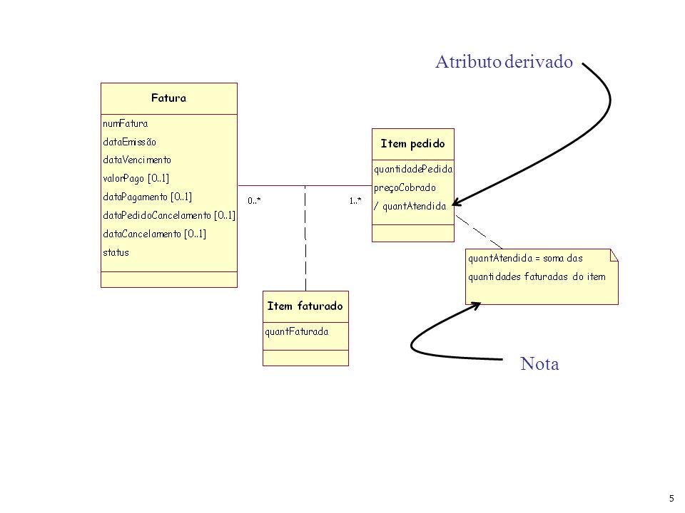 Atributo derivado Nota