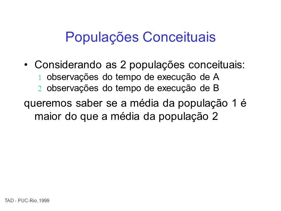 Populações Conceituais